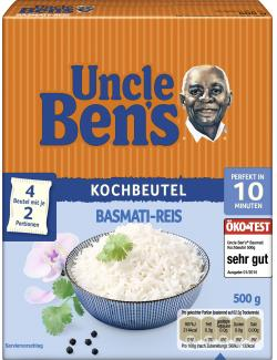 Uncle Ben's Basmati-Reis