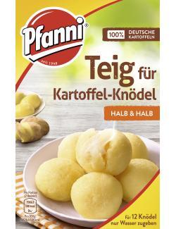 Pfanni Teig für Kartoffel-Knödel halb & halb (12 St.) - 4000400130815
