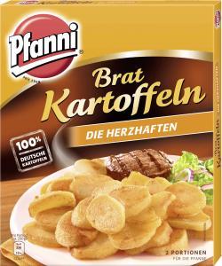 Pfanni Bratkartoffeln die Herzhaften