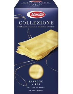 Barilla Collezione Pasta Nudeln Lasagne