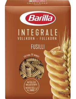 Barilla Pasta Nudeln 100% Vollkorn Fusilli