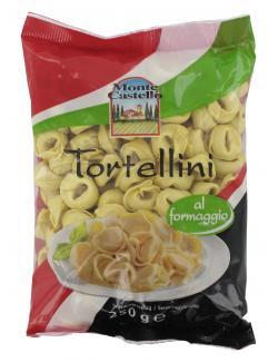 Monte Castello Tortellini mit Käse