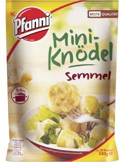 Pfanni Mini-Knödel Semmel
