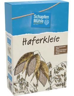 Schapfenmühle Haferkleie