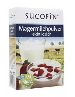 Sucofin Magermilchpulver leicht löslich