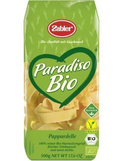 Zabler Paradiso Bio Pappardelle