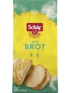 Schär Brot Mix (1 kg) - 8008698004838