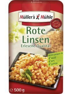 Müller's Mühle Rote Linsen