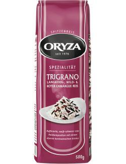 Oryza Trigrano Langkorn-, Wild- & Roter Camargue Reis (500 g) - 4006237640602