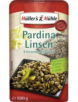 Müller's Mühle Pardina Linsen