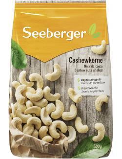 Seeberger Cashewkerne (500 g) - 4008258107089