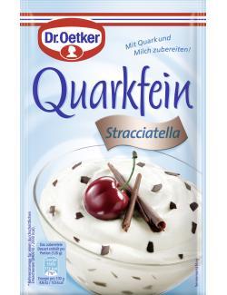 Dr. Oetker Quarkfein Stracciatella (63 g) - 4000521005436