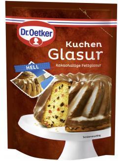 Dr. Oetker Kuchen Glasur hell