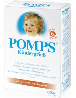 Pomps Kindergrieß (350 g) - 4000540002201