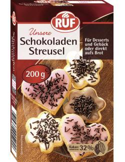 Ruf Schokoladen-Streusel (200 g) - 4002809004247