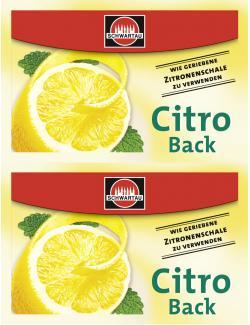 Schwartau Citro Back (10 g) - 4000521006242