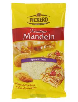 Pickerd Konditor-Mandeln gemahlen (100 g) - 4003007050715