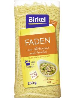 Birkel's No. 1 Faden aus Hartweizen und Frischei (250 g) - 4002676210598