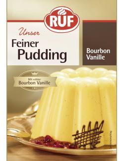 Ruf Feiner Pudding Puddingpulver Bourbon Vanille