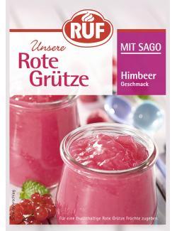 Ruf Rote Grütze mit Sago Himbeer Geschmack