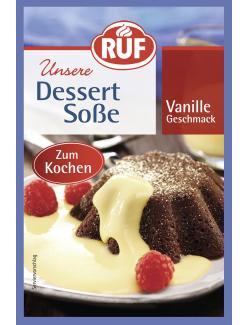 Ruf Dessert Soße Vanille-Geschmack