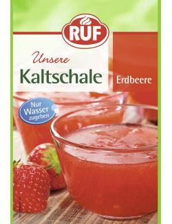 Ruf Instant Kaltschale Erdbeer (84 g) - 4002809001062