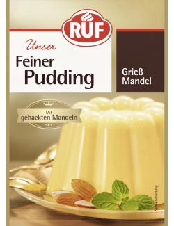 Ruf Puddingpulver Grieß Mandel (150 g) - 40352183