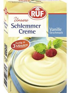 Ruf Schlemmercreme Vanille Geschmack