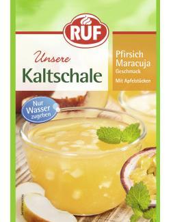 Ruf Instant Kaltschale Pfirsich-Maracuja Geschmack
