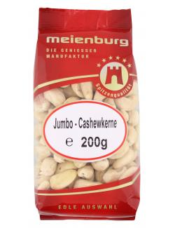 Meienburg Jumbo-Cashewkerne (200 g) - 4009790003822