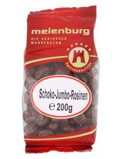 Meienburg Schoko-Jumbo-Rosinen