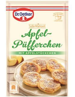 Dr. Oetker Süße Mahlzeit Apfel-Püfferchen