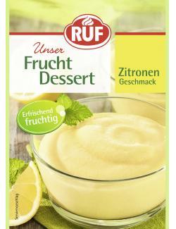 Ruf Frucht-Dessert Zitronen Geschmack
