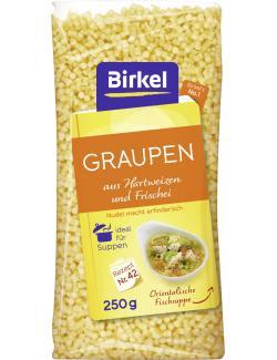 Birkel's No. 1 Graupen aus Hartweizen und Frischei