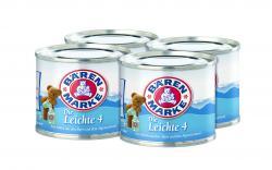 Bärenmarke Die Leichte 4 Multipack (4 x 80 g) - 4005500081210