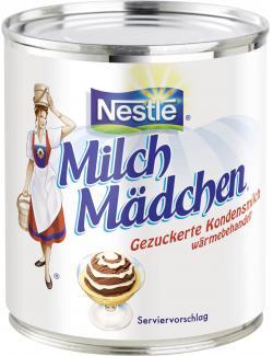 Nestlé Milchmädchen gezuckerte Kondensmilch (400 g) - 4005500081128