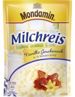 Mondamin Milchreis Vanille-Geschmack