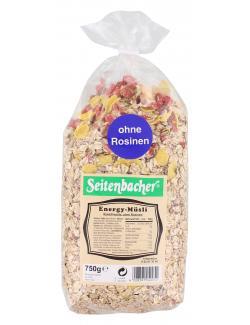 Seitenbacher Energy Müsli (750 g) - 4008391040052