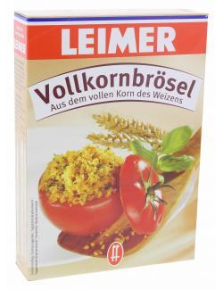 Leimer Vollkornbrösel (400 g) - 4000186011407