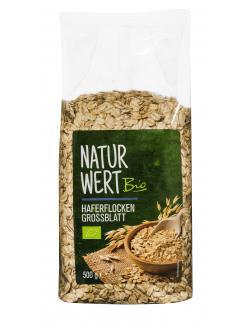 NaturWert Bio Haferflocken Grossblatt