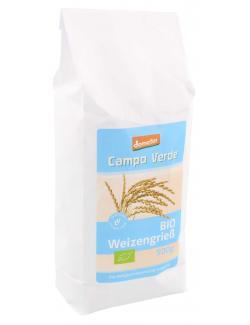 Demeter Campo Verde Bio-Weizengrieß (500 g) - 4045178000298