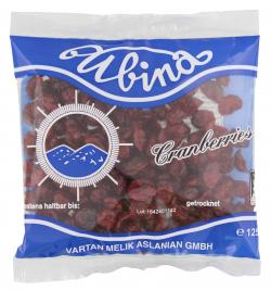 Ubina Cranberries