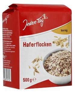 Jeden Tag Vollkorn-Haferflocken (500 g) - 4306188047162