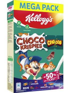Kellogg's Choco Krispies Chocos (600 g) - 5050083122323