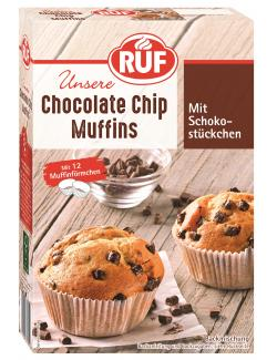 Ruf Chocolate Chip Muffins