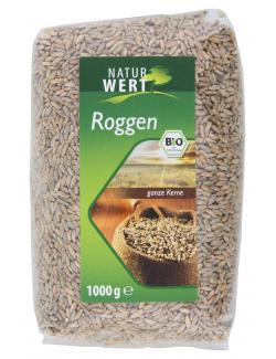 NaturWert Bio Roggen ganze Kerne (1 kg) - 4019339101889