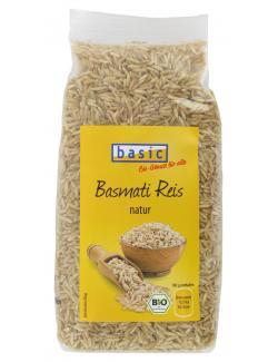 Basic Basmati Reis natur