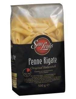 San Louis Penne Rigate Original italienisch (500 g) - 4250780300838