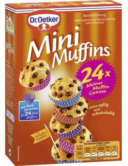 dr oetker mini muffins 270 g online bestellen bei. Black Bedroom Furniture Sets. Home Design Ideas