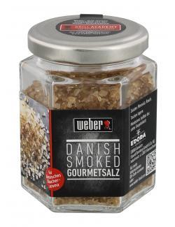 Weber Danish Smoked Gourmetsalt (160 g) - 4007354695209